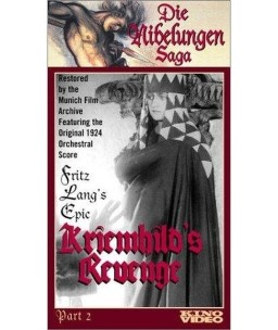 Kriemhild's Revenge movie