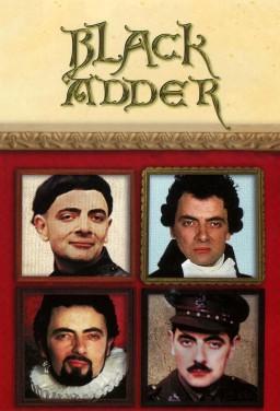 Black-Adder II movie poster
