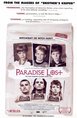 Постер к фильму Paradise Lost: The Child Murders at Robin Hood Hills