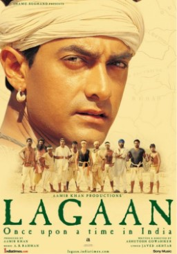 Постер к фильму Lagaan: Once Upon a Time in India