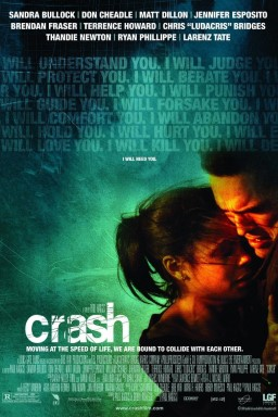 """racial tolerance in america in the movie crash """"crash"""" is a white-supremacist movie the oscar-winning best picture -- widely heralded, especially by white liberals, for advancing an honest discussion of race in the united states -- is, in fact, a setback in the crucial project of forcing white america to come to terms the reality of race and racism, white."""