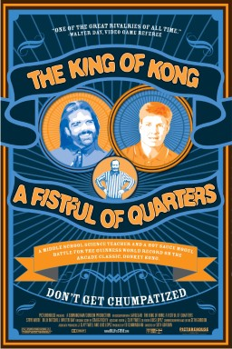 Постер к фильму The King of Kong: A Fistful of Quarters