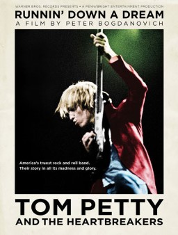 Постер к фильму Tom Petty and the Heartbreakers: Runnin' Down a Dream