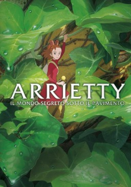 Постер к фильму The Secret World of Arrietty